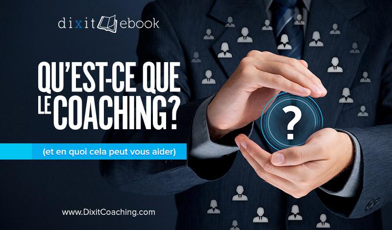 Ebook : Qu'est-ce que le coaching ?